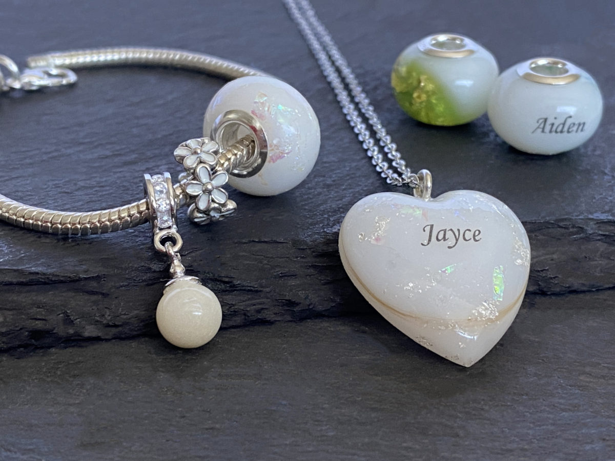 KeepsakeMom What Is Breastmilk Jewelry, Beautiful Necklace And Ring