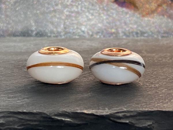 KeepsakeMom Breastmilk Jewelry Breastmilk Beads