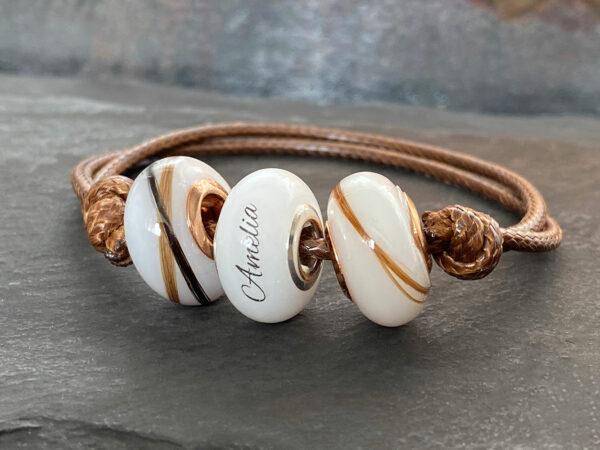 Breastmilk Beads and Bracelets