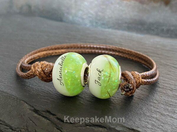 Breast Milk Jewelry Bracelet August Peridot Names Birth Months