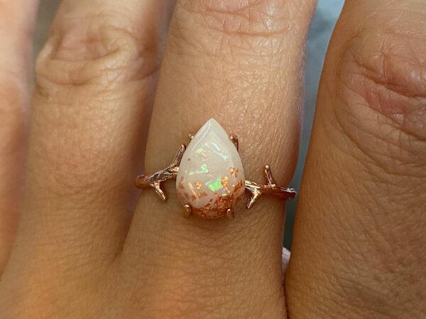 breastmilk-ring-rose-gold-opal-mother-nature-keepsakemom